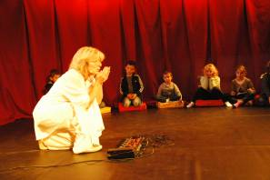 Photo du spectacle Chez Toi, Compagnie Nathalie Thomas 1