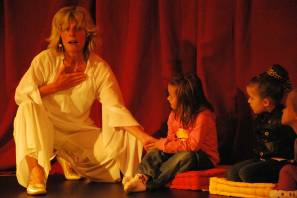 Photo du spectacle Chez Toi, Compagnie Nathalie Thomas 4