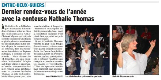 PLUIE DE CONTES -DL Spectacle 2014.12.17