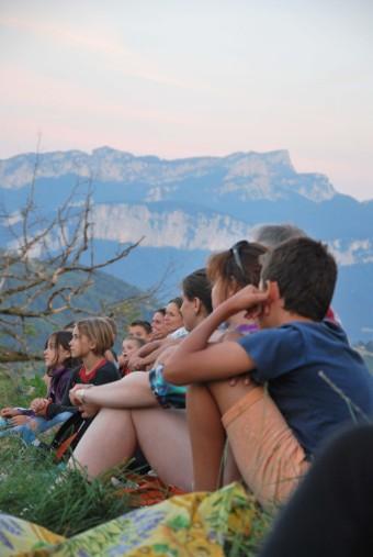En attendant les feux du 14 Juillet, plus petit FESTIVAL DE CONTES du monde 2015