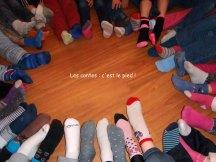 contes aux chaussettes