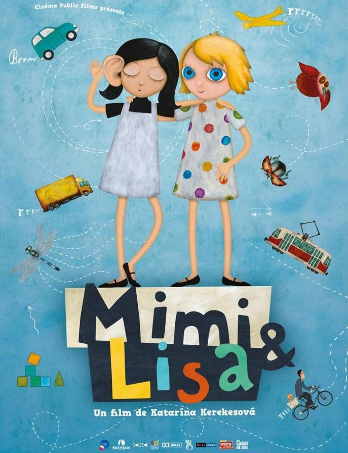 Affiche du film Mimie & Lisa